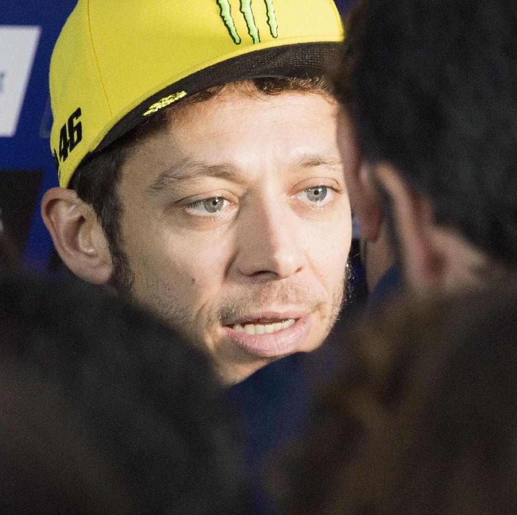 Target Rossi pada 2017 Diungkap Kepala Mekaniknya
