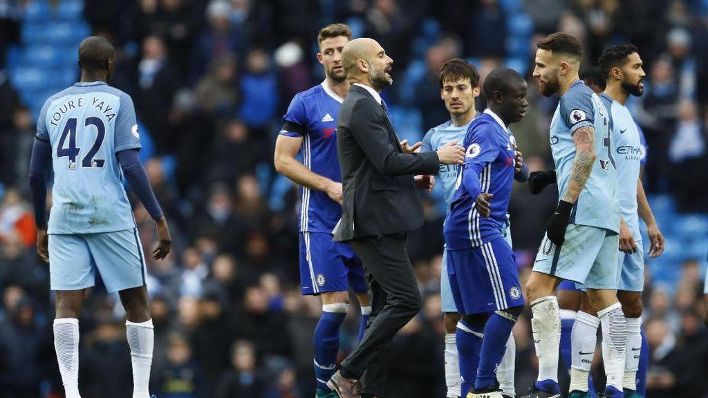 Guardiola Enggan Salahkan Wasit