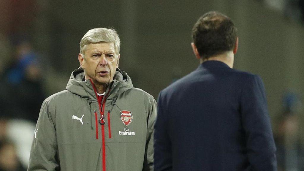 Wenger Puas Kemenangan Besar Arsenal di Markas West Ham