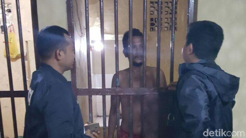Polisi: Tak Benar Pria Bawa Golok di Aksi 2 Desember Meninggal, Dia Ditahan