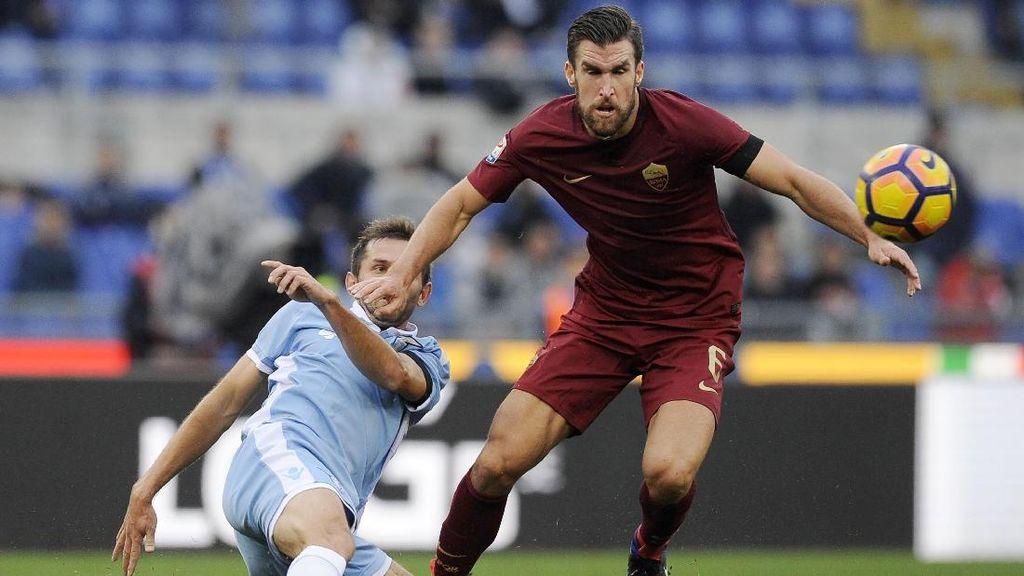Skorsing Dicabut, Strootman Bisa Main Lawan Milan dan Juventus