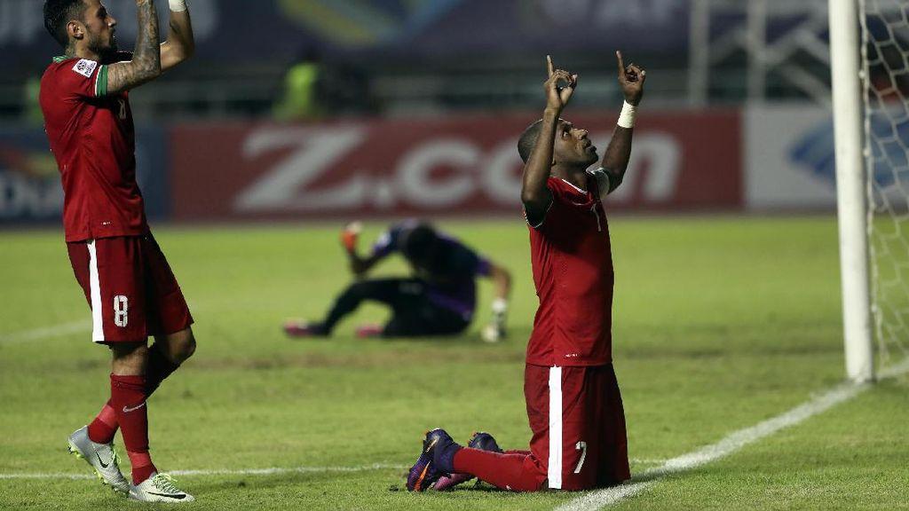 Boaz: Indonesia Harus Berjuang Lebih Keras Lagi di Leg II