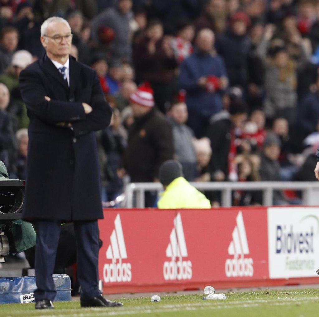 Kalah Lagi, Ranieri Akui Belum Punya Jalan Keluar Untuk Leicester