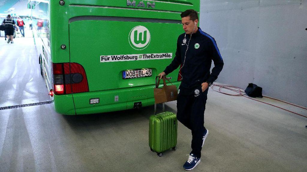 Draxler Tegaskan Niat Tinggalkan Wolfsburg Usai Dicibir Fans Klub Sendiri