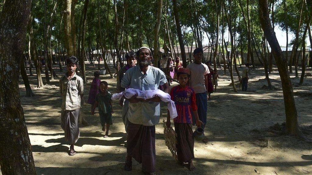 Siapa yang Bisa Membantu Muslim Rohingya di Myanmar?