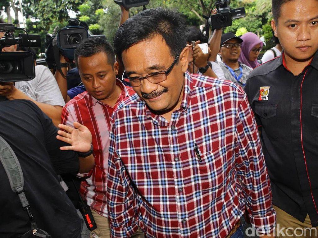 Cawagub Djarot Diperiksa Polisi Soal Pengadangan Kampanye di Petamburan