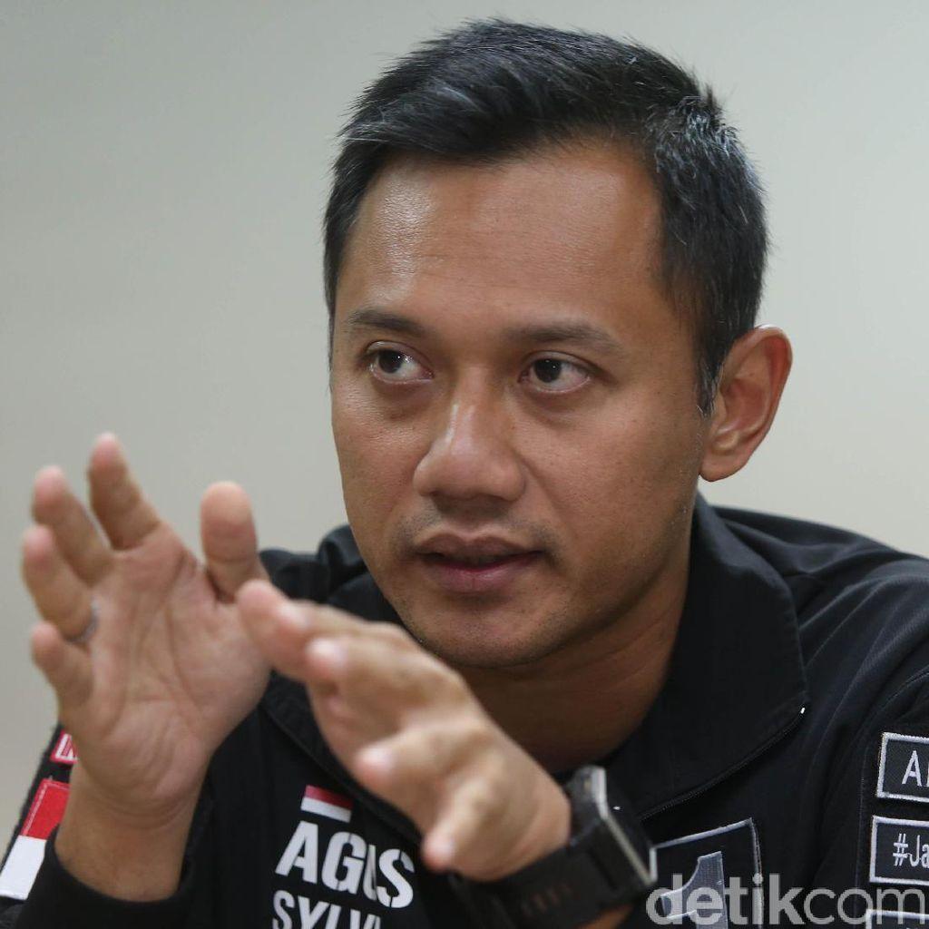 Adakan Pertemuan dengan Netizen, Agus Yudhoyono Dapat Masukan Politik