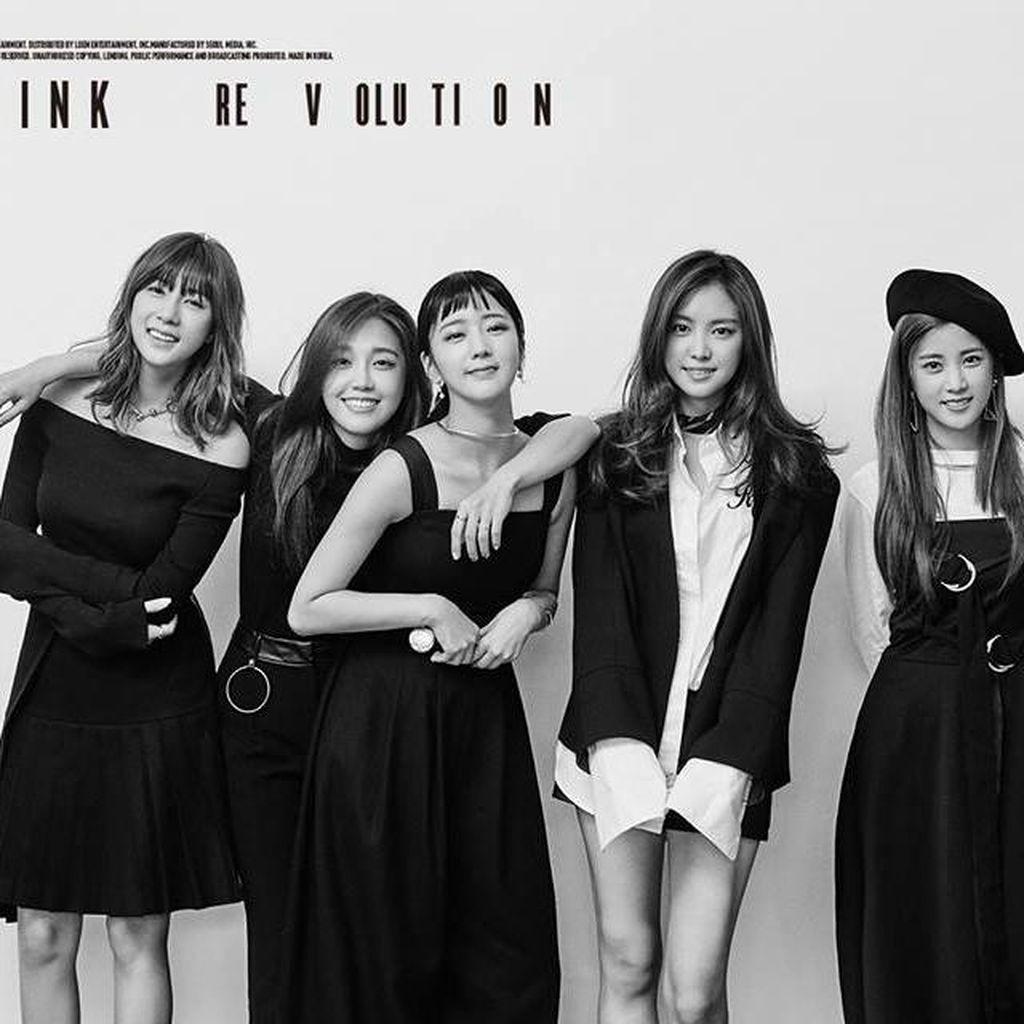 A Pink Rilis Foto Teaser untuk Album Spesial