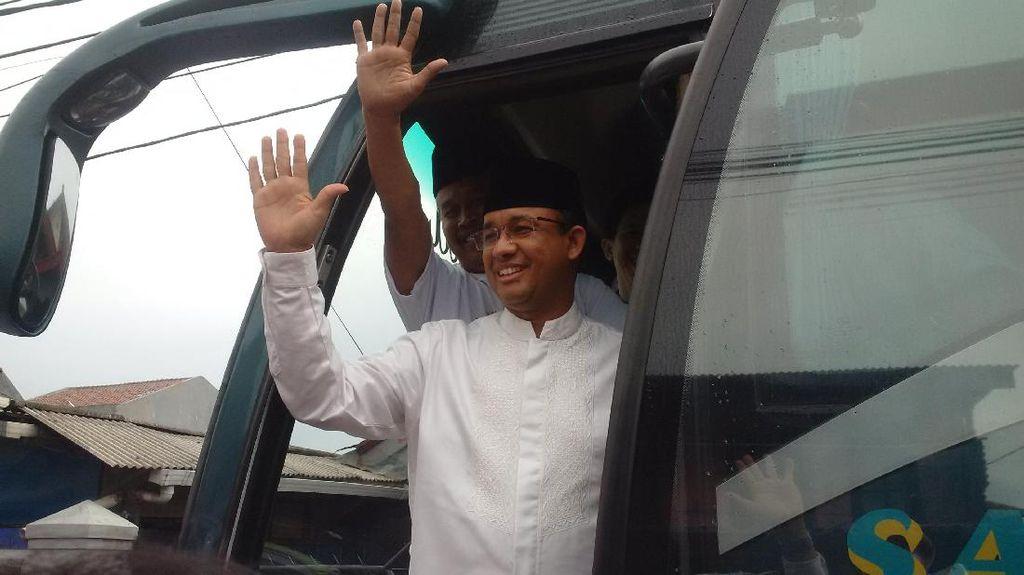 Anies Senang Dapat Dukungan dari Kader dan Simpatisan PDIP Jakbar