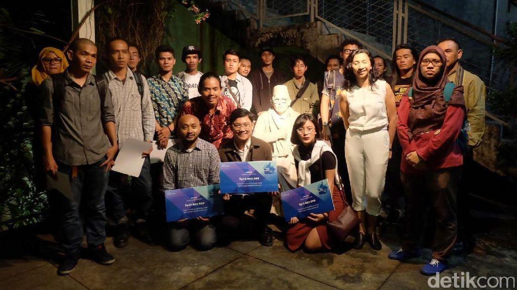 25 Karya Terpilih Kompetisi Karya Trimatra Salihara 2016 Dipamerkan