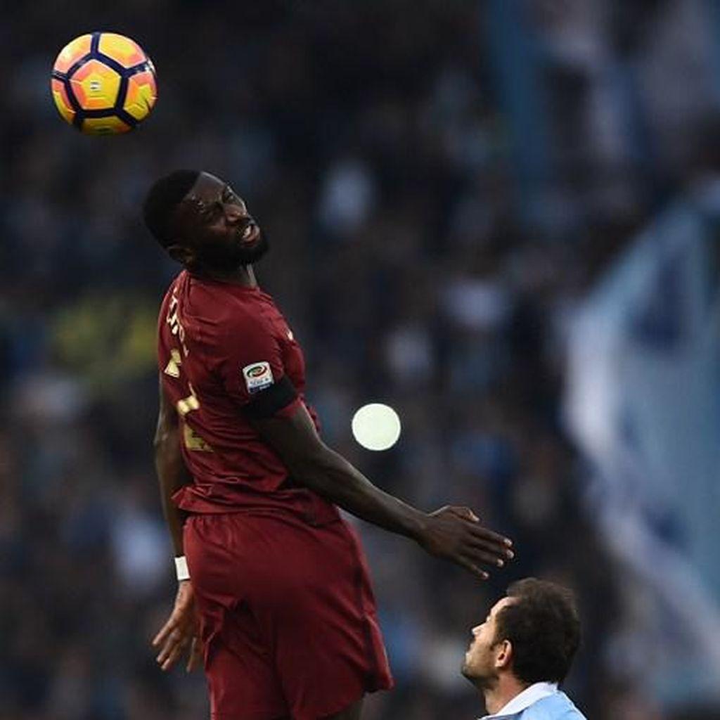 Lazio Minta Maaf atas Pelecehan Rasial oleh Pemainnya Usai Laga Derby