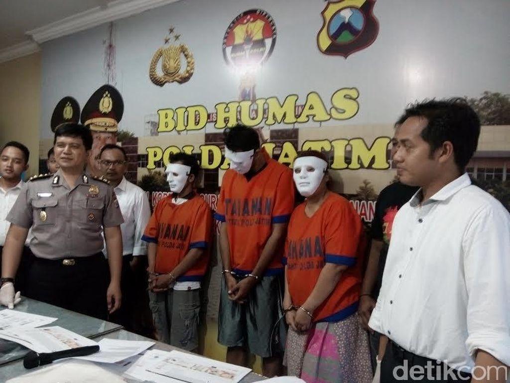 Penipuan Bermodus Bagikan Uang Miliaran Rupiah Dibongkar Polisi