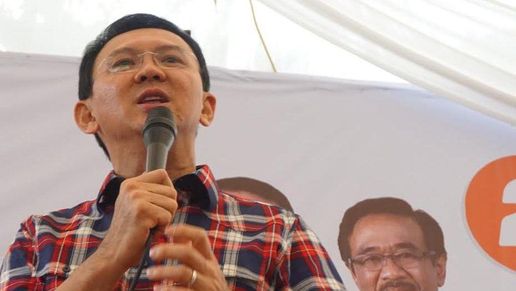 Cerita Ahok Pernah Jadi Bahan Taruhan Waktu Jabat Bupati Belitung Timur