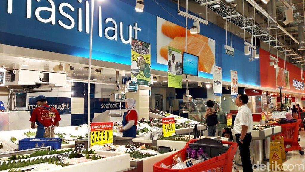 Transmart Carrefour Tawarkan Aneka Produk Segar Awal Minggu