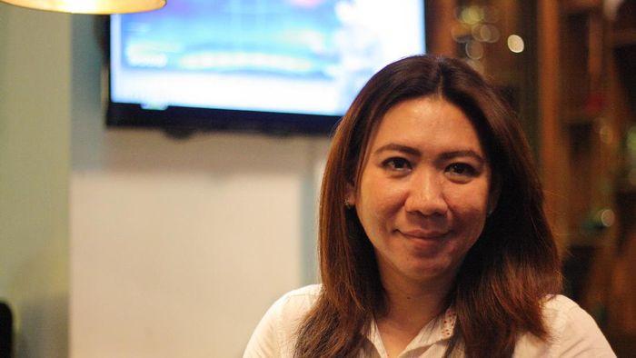 Kabid Binpres PP PBSI, Susy Susanti Femi Diah/detikSport)