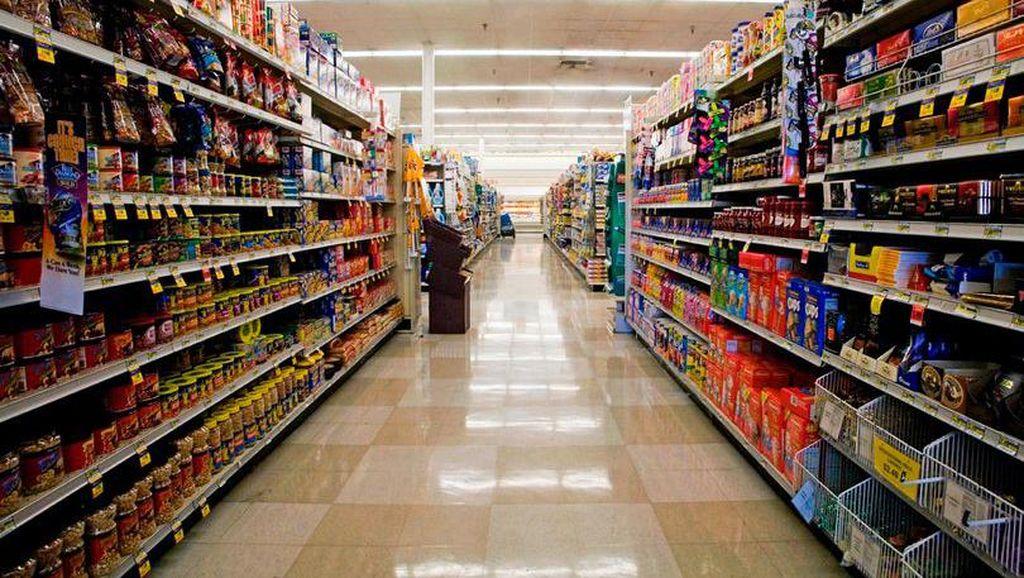 Motif Garis pada Lantai Supermarket Bisa Pengaruhi Perilaku Belanja Pengunjung