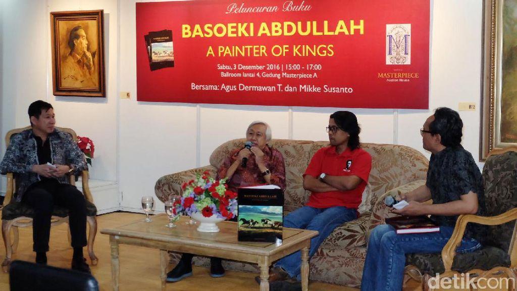 Balai Lelang Masterpiece Luncurkan Buku Basoeki Abdullah - Painter of Kings