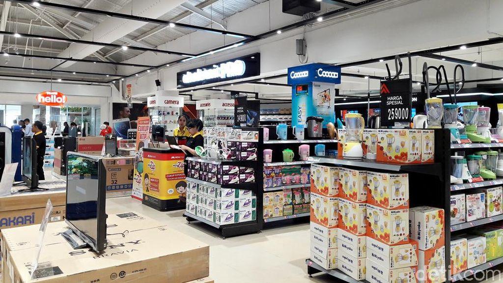 Jelang Akhir Tahun Transmart Tawarkan Promo Elektronik Dapur Multifungsi