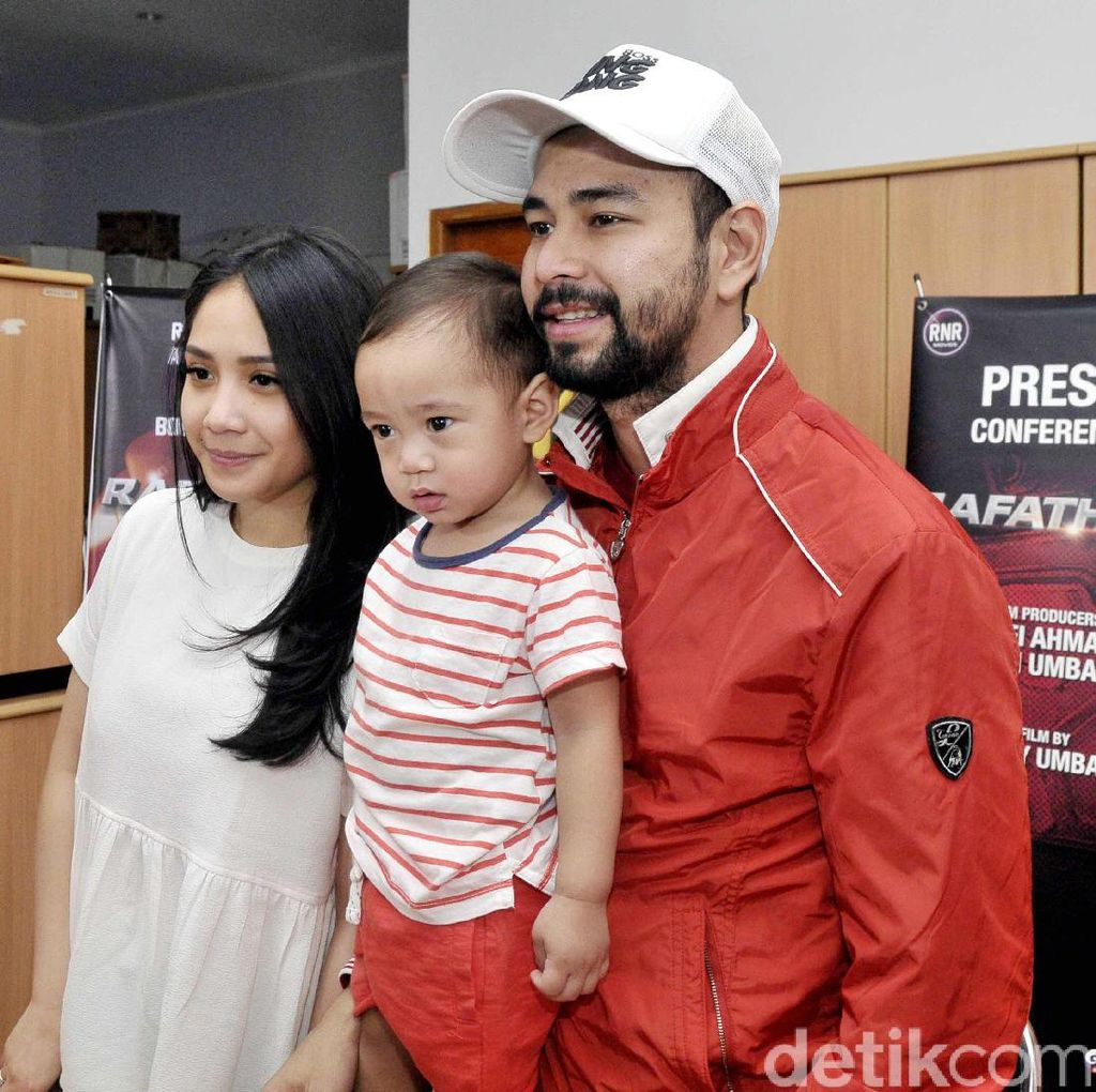 Raffi Ahmad Jadwalkan Rafathar The Movie Rilis 6 Bulan Lagi