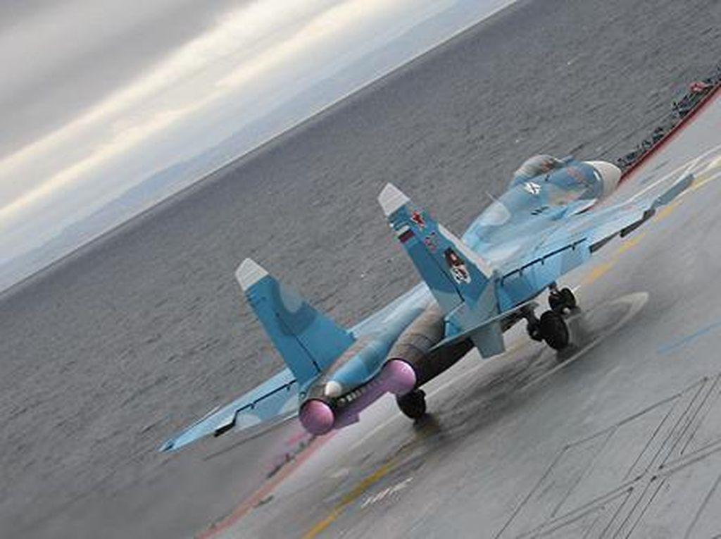 RI-Rusia Sepakat Barter Hasil Kebun dengan Pesawat Sukhoi Rp 15 T