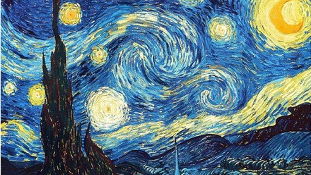Mahasiswa Ini Membuat Kembali Lukisan Van Gogh dengan Kue
