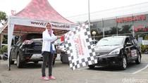 Mobil Ini Bermodal Bensin 7 Liter Tempuh Bandung-Jakarta