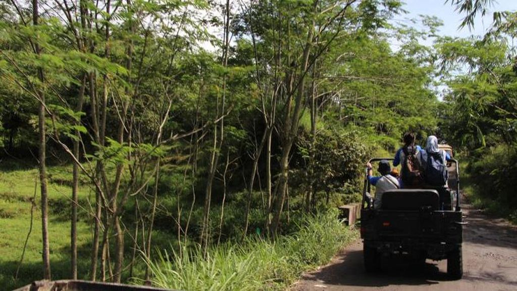 Lava Tour Merapi, Berkah di Balik Musibah