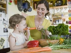 Menurut Ahli Gizi Pola Makan Vegan Bisa Diterapkan untuk Anak-anak