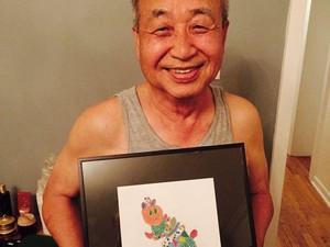 Kisah Kerinduan Kakek pada 3 Cucu yang Tinggal di Negara Berbeda Ini Jadi Viral