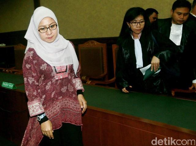 Siti Marwa Divonis 4 Tahun Penjara