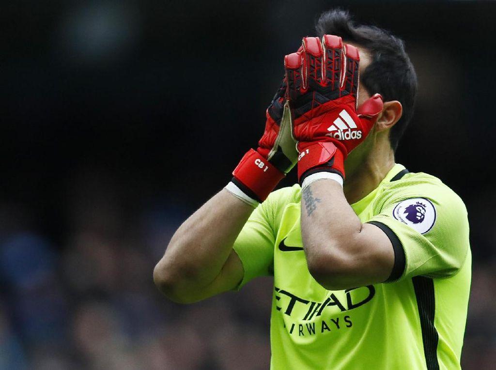 Guardiola Yakin Bravo Akan Bisa Beradaptasi dengan Sepakbola Inggris