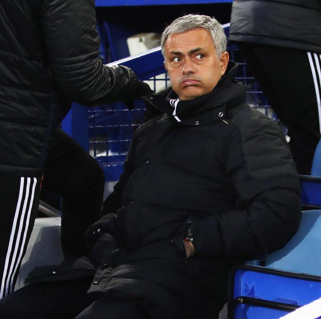 Mourinho Merasa MU Sekarang Tampil Lebih Baik daripada Beberapa Tahun Lalu
