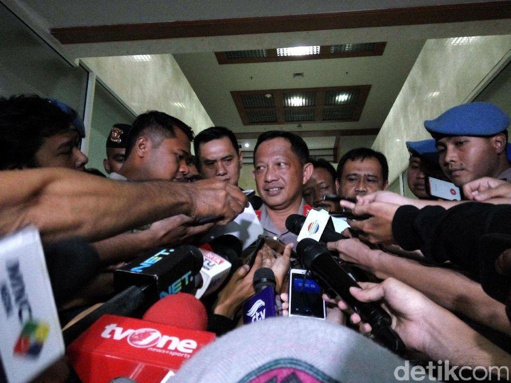 Kapori : Ideologi Teroris Harus Dilawan dengan Ideologi Pancasila