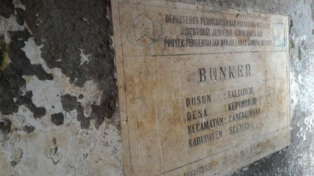 Misteri Bunker Menangis di Merapi