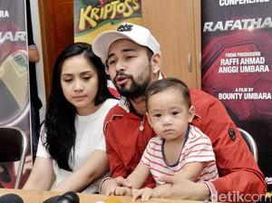 Meski Sibuk, Raffi Ahmad Tetap Sisihkan Waktu Liburan