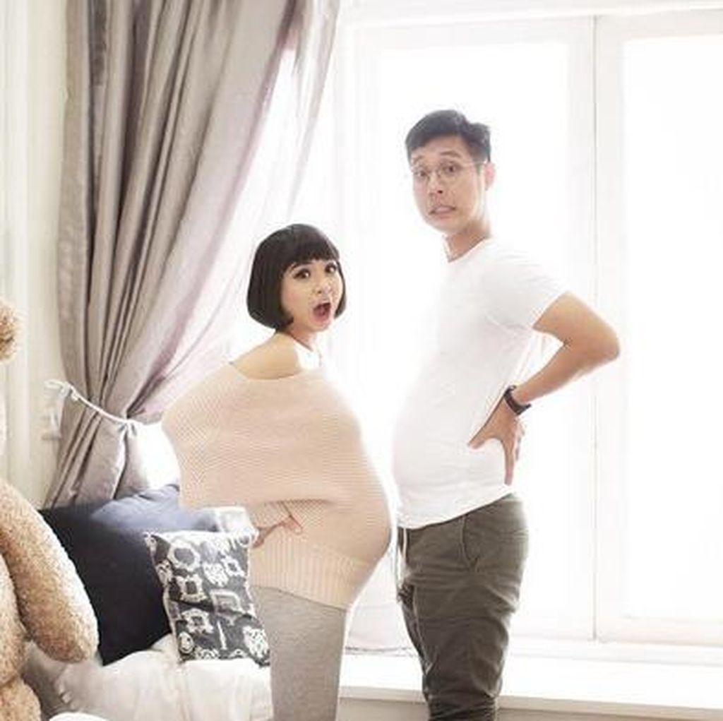 Pengumuman! Putri Titian Hamil Anak Pertama