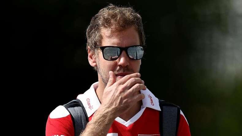 Vettel Redam Spekulasi Kepindahan ke Mercedes
