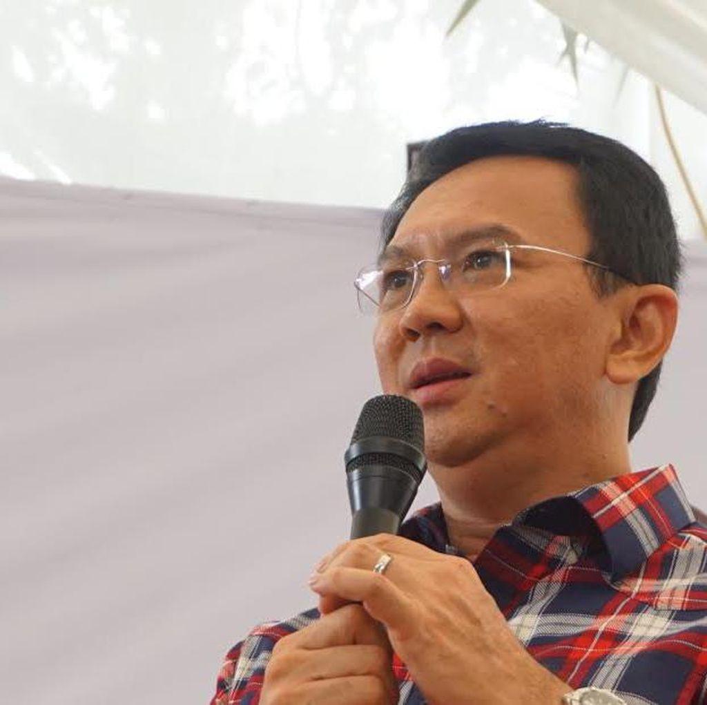 Jika Berstatus Terdakwa, Ahok Diberhentikan Sementara Sebagai Gubernur DKI