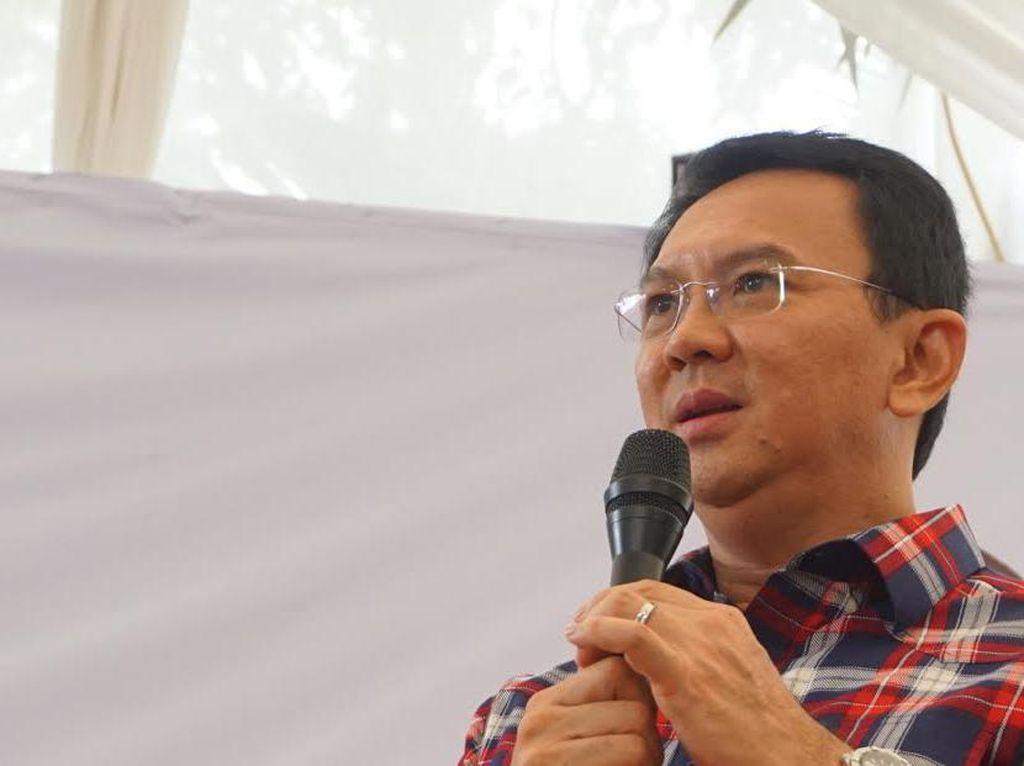Hari Antikorupsi, Ahok: Kepala Lurus Maka di Bawahnya Tak Berani Tak Lurus