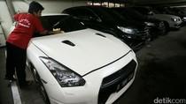 Perawatan Mobil Sitaan KPK