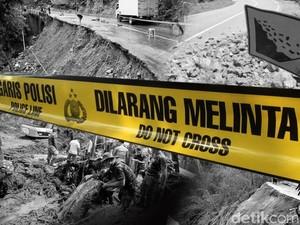 BNPB: Longsor Bencana Paling Mematikan di 2016