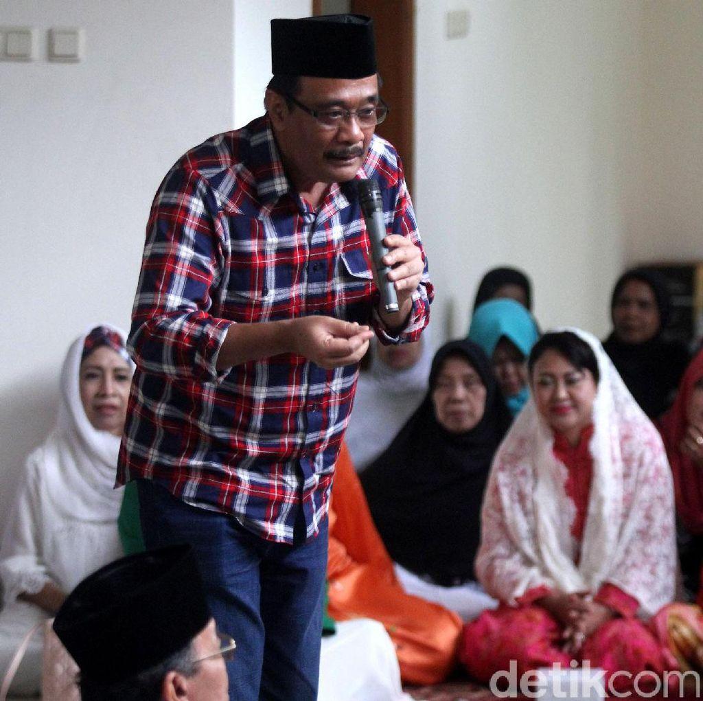 Djarot Hadiri Pengajian Relawan BaDja Darma
