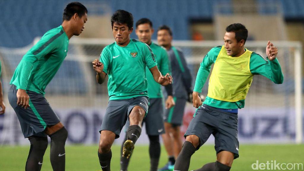 Indonesia Selesai Jalani Sesi Ujicoba Lapangan