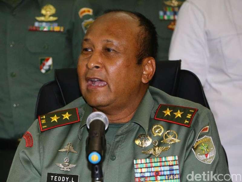 2 Purnawirawan Ditangkap Diduga Makar, Pangdam Jaya: TNI Tetap Solid