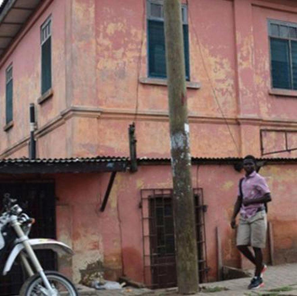 Kedubes AS Palsu di Ghana Ditutup Setelah Beroperasi 1 Dekade
