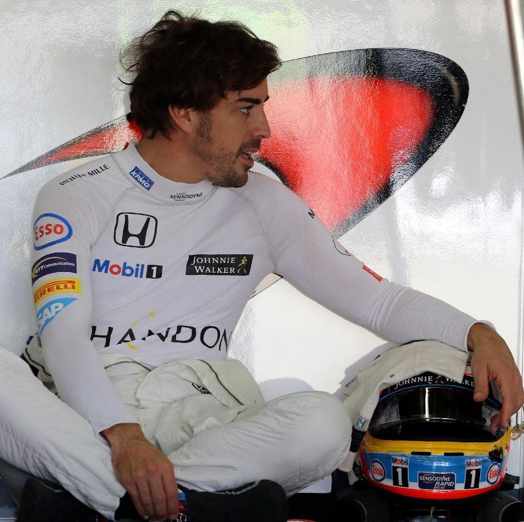 Alonso ke McLaren: Sampai Jumpa Musim Depan!