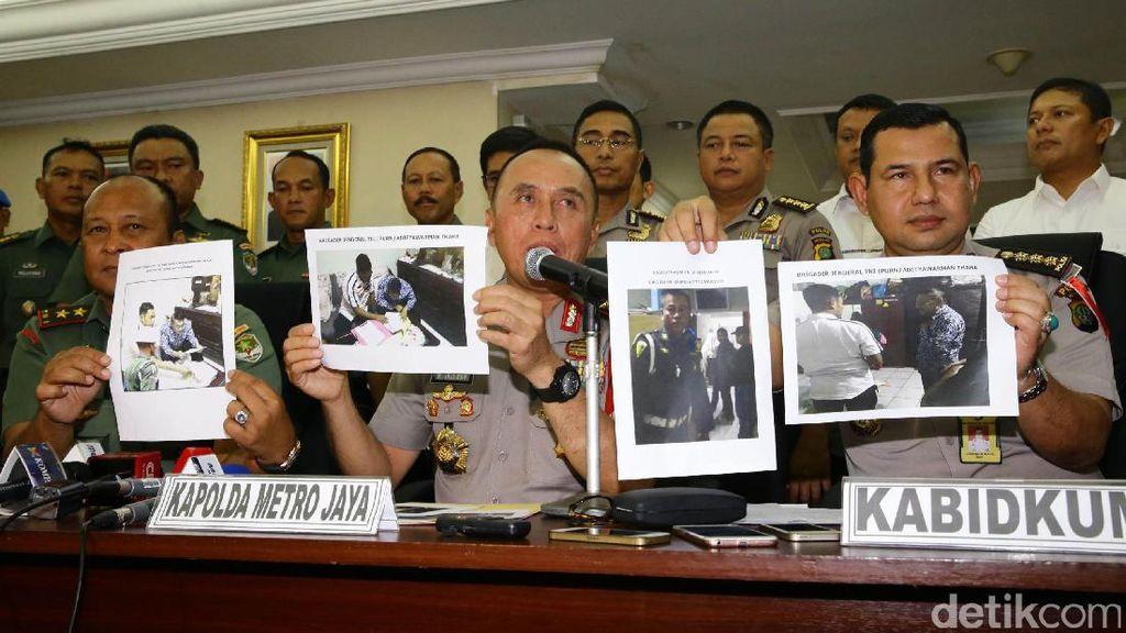 Kapolda Metro Beberkan Kronologi Penangkapan 8 Tokoh Tersangka Makar