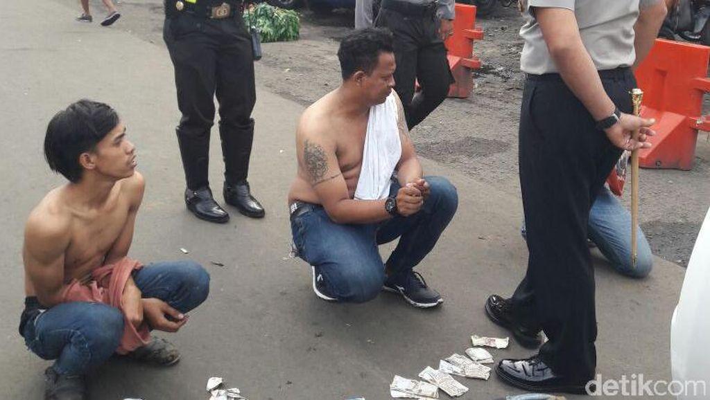 Polisi Tangkap 4 Timer yang Kerap Palak Sopir Angkot dan Bikin Macet Bogor