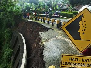 Korban Tewas Longsor di Kintamani Bali Jadi 12 Orang