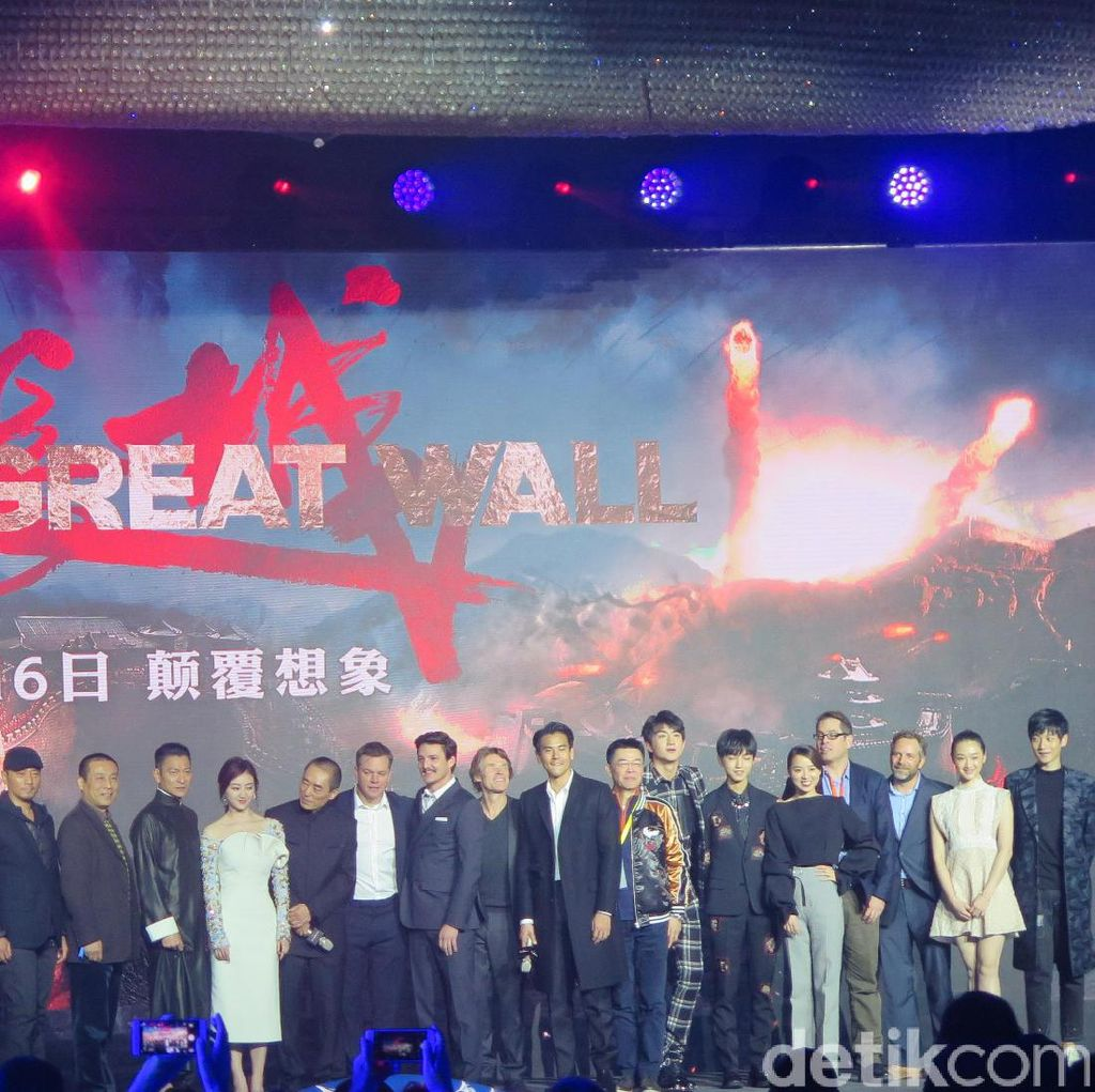 Kisah Monster di Balik The Great Wall